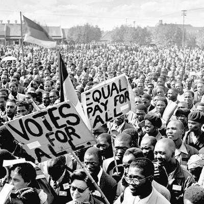Le Procès contre Mandela et les Autres - © Jurgen Schadeberg