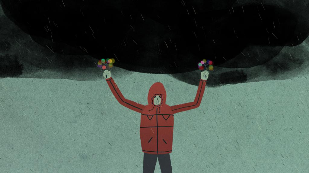 Festival international du film d'animation de Krok - 2015