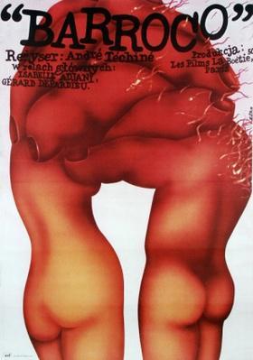 Barocco - Poster Pologne