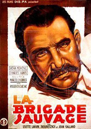 La Brigade sauvage