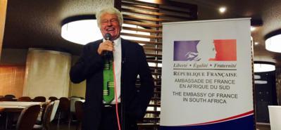Jean-Jacques Annaud en el Festival de Durban