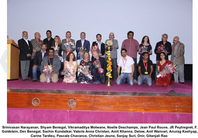 Festival de Cine de Mumbai - 2012