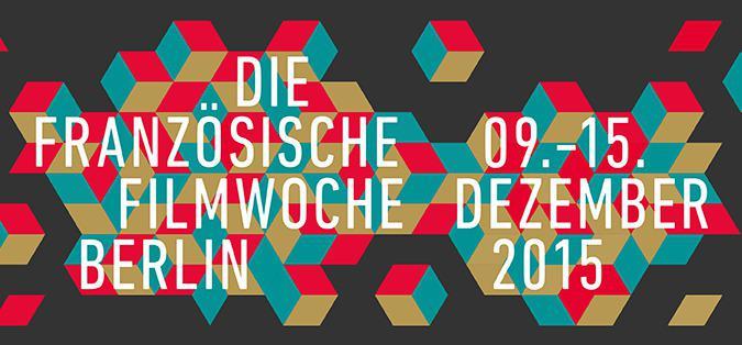 Rendez-vous à la 15e Semaine du Cinéma français à Berlin