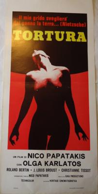 Gloria Mundi / In Hell - Poster Italie