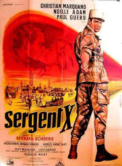 Sergent X of the Foreign Legion