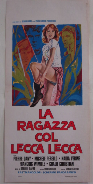 Robert Hamard - Poster Italie