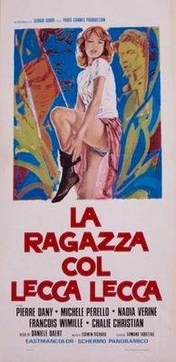 La Fille à la sucette - Italy