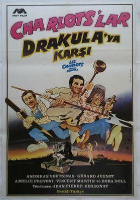 Les Charlots contre Dracula - Turkey