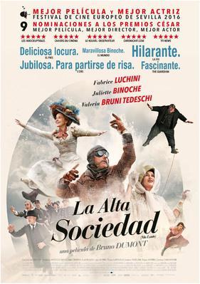 La alta sociedad - Poster - Spain