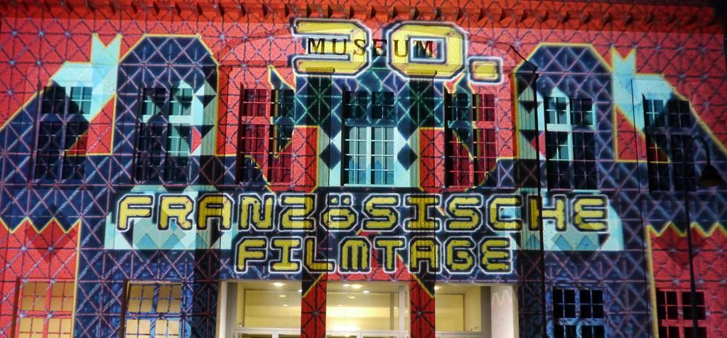Retrospectiva del Festival de Cine Francófono de Tübingen