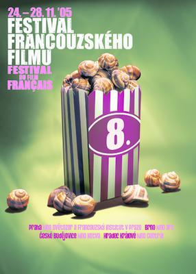 Festival du film français en République tchèque - 2005