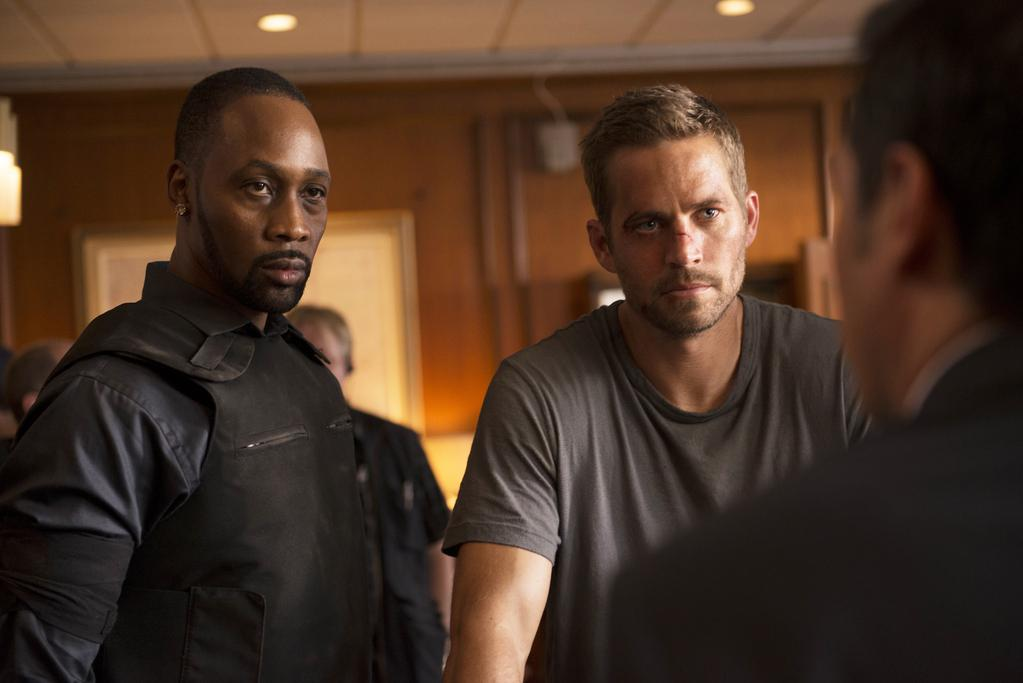 Paul Walker - © Philippe Bossé, Sébastien Raymond, Europacorp, Brick Mansions Productions Inc.