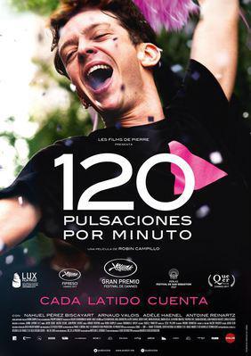 120 pulsaciones por minuto - Poster - Spain