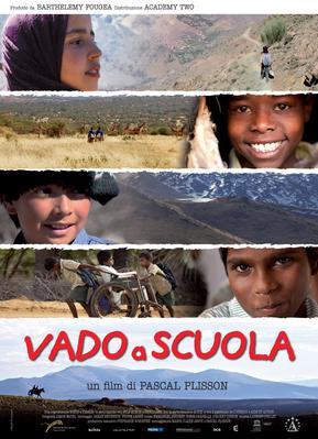 Camino a la escuela - Poster - Italy
