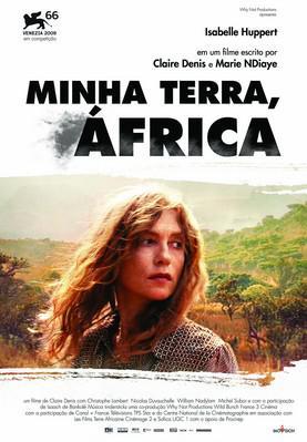 Una mujer en África - Poster - Brazil