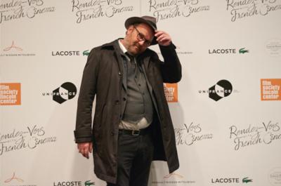 Exito histórico de la edición 2018 de los Rendez-Vous con el Cine Francés de Nueva York - Xavier Beauvois - © @Jean-Baptiste Le Mercier/UniFrance