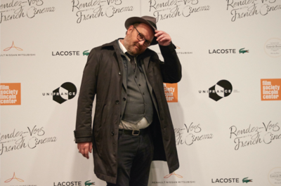 Record-breaking success for the 2018 edition of the Rendez-Vous with French Cinema in New York - Xavier Beauvois - © @Jean-Baptiste Le Mercier/UniFrance