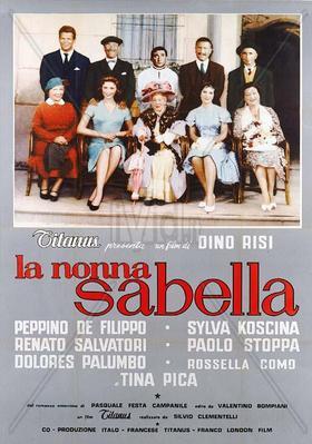 Sabella - Poster Italie
