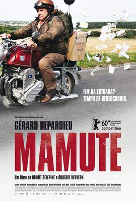 Mammuth - Poster - Brésil
