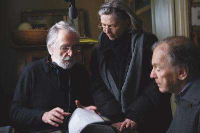 Michael Haneke - © Films du losange /Denis Manin