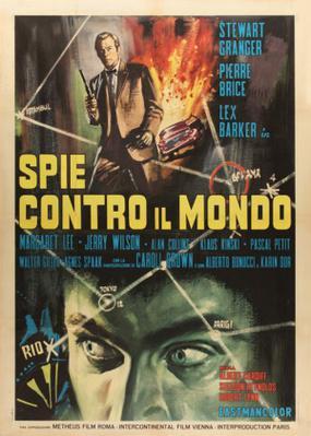 Carnaval de asesinos - Poster Italie