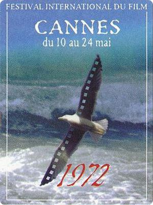 Festival international du film de Cannes - 1972