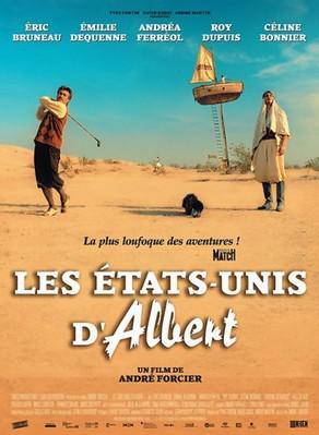 Etats-Unis d'Albert (Les) / 仮題:アルベールのアメリカ