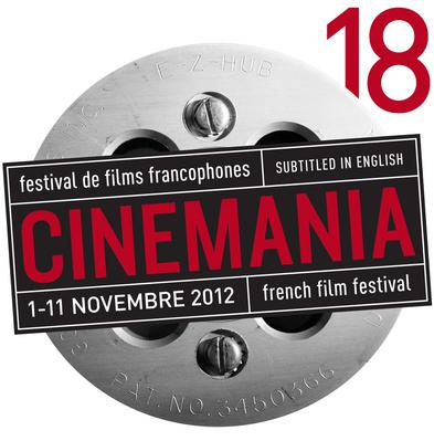 Festival de films francophones CINEMANIA - 2012