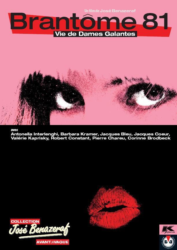 Hélène Pessis - Jaquette DVD France