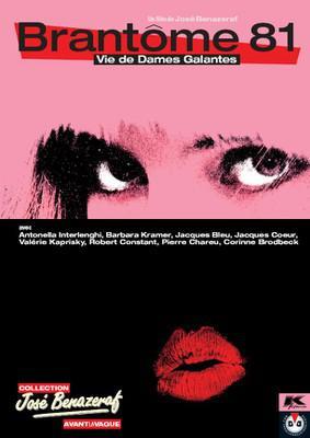 Brantôme 81, Vie de dames galantes - Jaquette DVD France