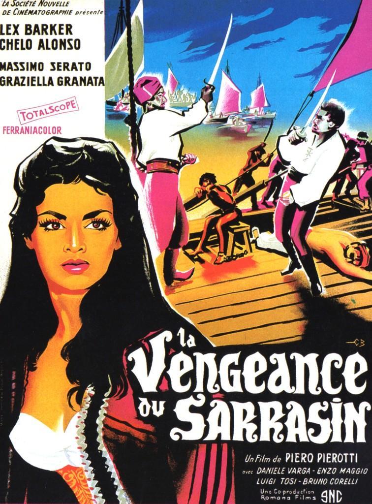 La Vengeance du Sarrasin