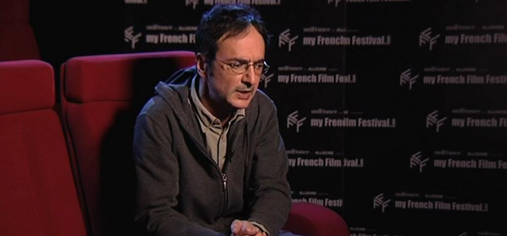 Jean-Marc Moutoutのインタビュー
