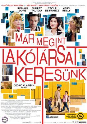 ニューヨークの巴里夫(パリジャン) - Poster - Hungary