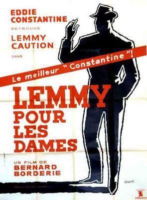 Lemmy y las espías