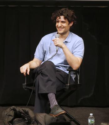 Rendez-Vous With French Cinema à New York - 2016 - Talk with Louis Garrel