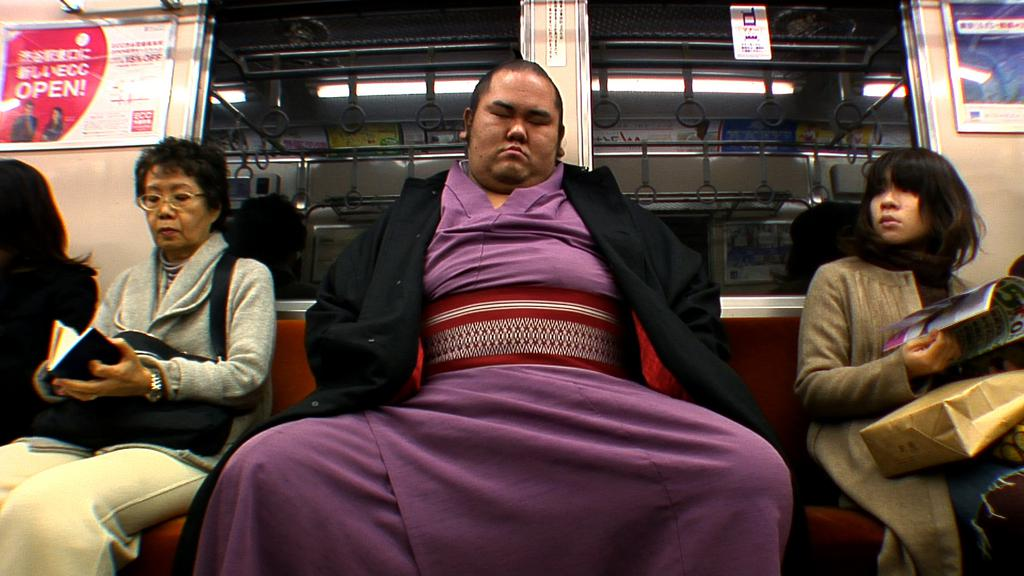 Tu seras Sumo/Shinbô, une vie normale