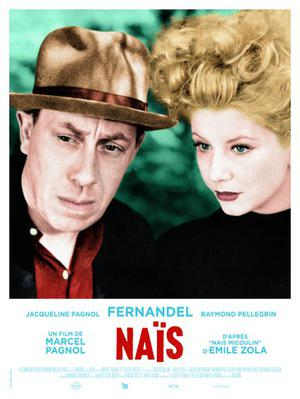 Naïs - Poster France rééidition 2016