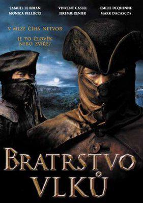 Brotherhood of the Wolf - Poster République Tchèque