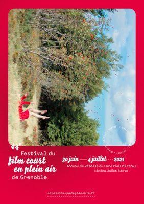 Festival du Film court en Plein air de Grenoble - 2021