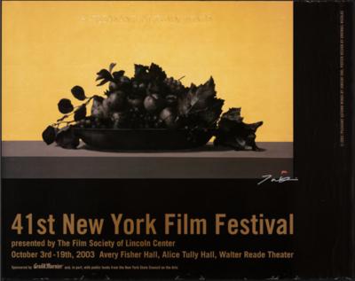 New York Film Festival (NYFF) - 2003