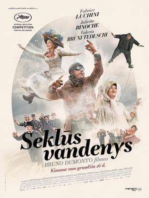 La alta sociedad - poster - Lithuania