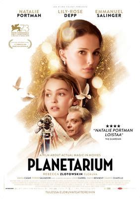 Planetarium - Poster - Finland