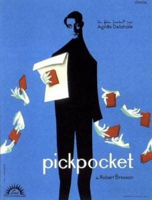 Pickpocket - Poster France (2)