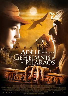Adèle y el misterio de la momia - Affiche Allemangne