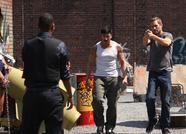 Brick Mansions - © Photos : Philippe Bossé et Sébastien Raymond© 2013 EUROPACORP - BRICK MANSIONS PRODUCTIONS INC.