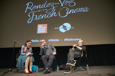 Record-breaking success for the 2018 edition of the Rendez-Vous with French Cinema in New York - Q&A Xavier Beauvois - © @Jean-Baptiste Le Mercier/UniFrance