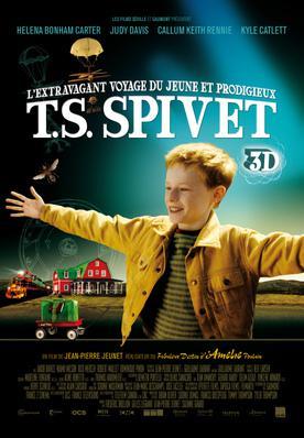 L'Extravagant Voyage du jeune et prodigieux T. S. Spivet - Poster - Canada