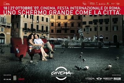 Fête du Cinéma de Rome - 2007