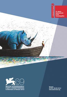 Mostra Internacional de Cine de Venecia - 2012