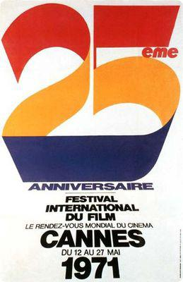 Festival international du film de Cannes - 1971